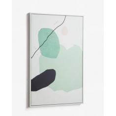 XOOC GREEN nástenný obraz