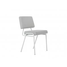 SIMPLE WHITE stolička