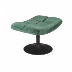 DUTCHBONE BAR VELVET taburet