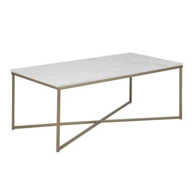ALISMA COFFE TABLE MARBLE stolík