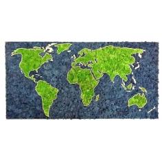 NORDIC machová mapa sveta