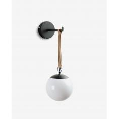 MONTEIRO nástenná lampa