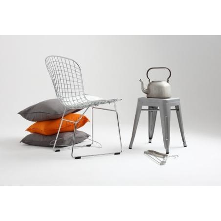 CLEAR jedálenská stolička