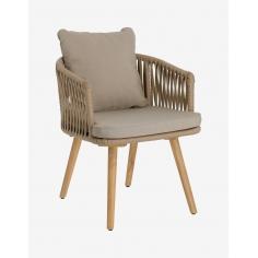 HEMILCE záhradná stolička