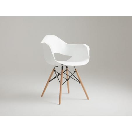 MACH ARMS WOOD stolička
