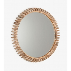 PORTOS TEAK zrkadlo