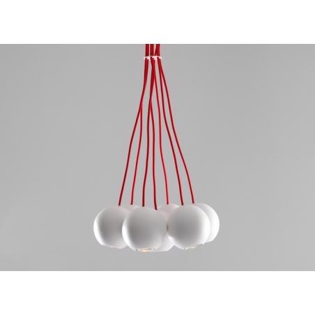 SPEKTRUM 7 RED lampa
