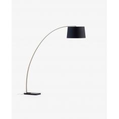 JUHE BLACK podlahová lampa