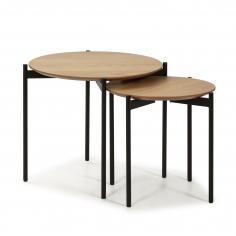 PIERA set 2 stolíkov