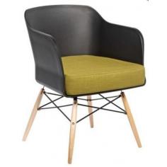 BARON BLACK stolička