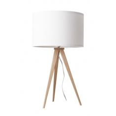 ZUIVER TRIPOD WOOD TABLE
