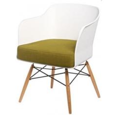 BARON WHITE stolička