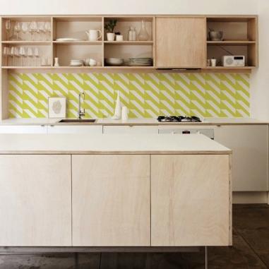 DESIGN KG004 kuchynská zástena