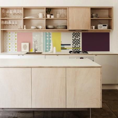 DESIGN KG002 kuchynská zástena