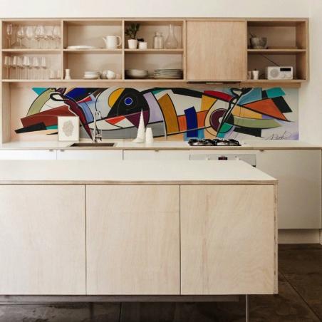 DESIGN AG001 kuchynská zástena