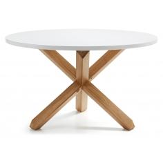 RONY OAK ROUND stôl