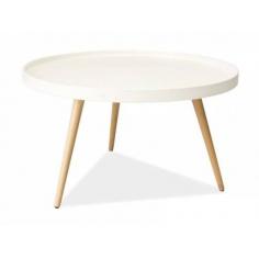OTTO WHITE stolík