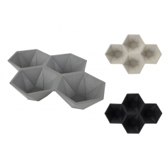 HEXAGON TRAY MISKA