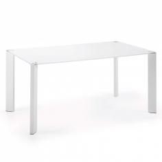 KORNY WHITE stôl