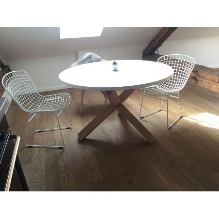 RONY OAK 120 stôl