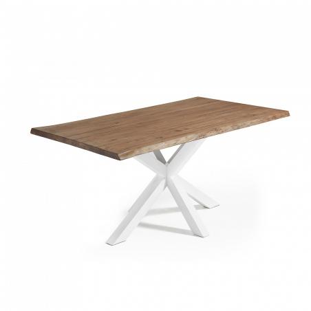 RONY WHITE ANTIQUE stôl