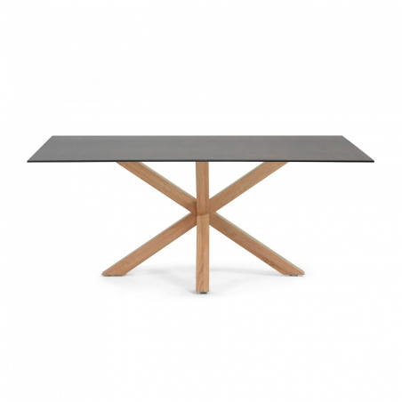 RONY OAK CERAMIC stôl