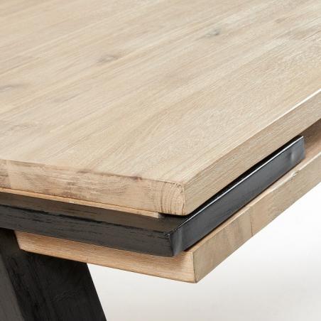 ACACIA 160 stôl