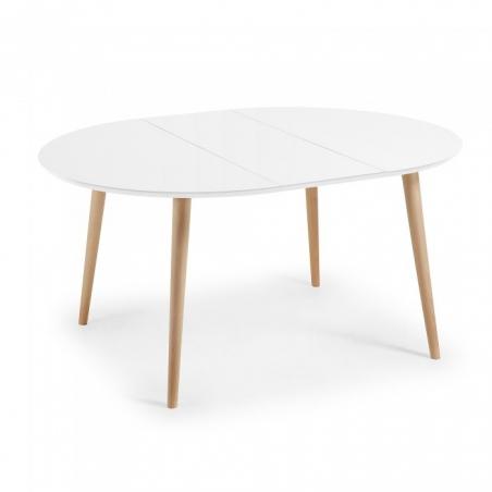 FLEXART WHITE stôl