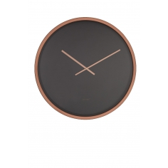 ZUIVER CLOCK BANDIT COPPER