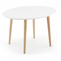OAKY 120-200 W rozťahovací stôl