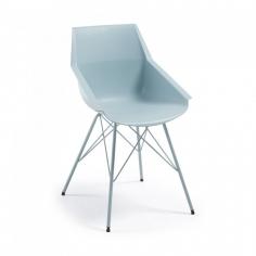 HRAN stolička modrá