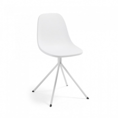 PYRRA stolička biela