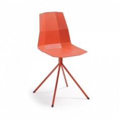 PYXELI stolička červená