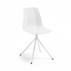 PYXELI stolička biela