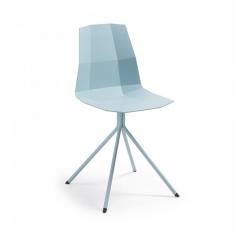 PYXELI stolička modrá