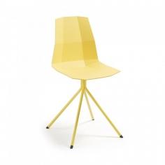 PYXELI stolička žltá