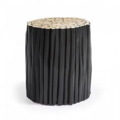 VERSO BLACK stolík