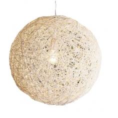 ABAKA biela lampa
