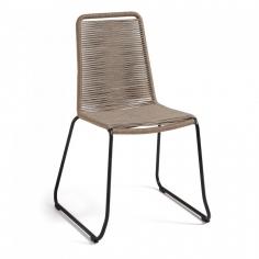 MEGANE IN OUT stolička hnedá