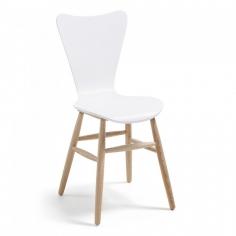 LILAK stolička biela
