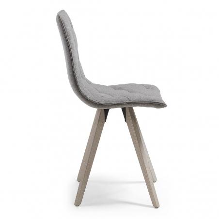 KUT LIGHT GREY stolička