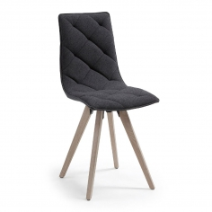 KUT DARK GREY stolička