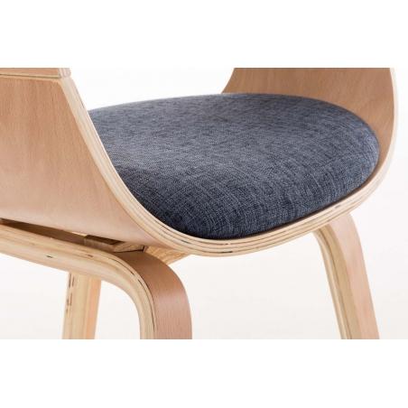 SOFTON ČALÚNENÁ stolička