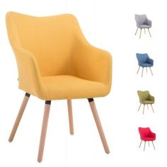GLOBAL XL ČALÚNENÁ stolička