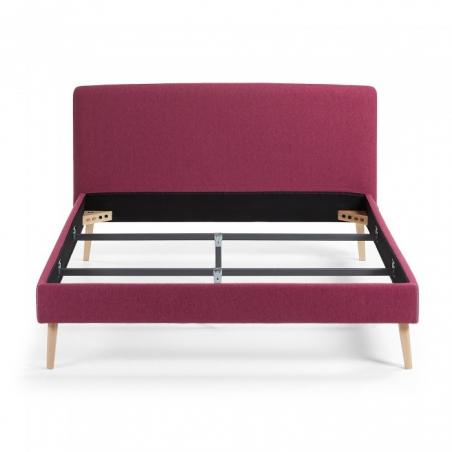 BELLA 160 posteľ červená