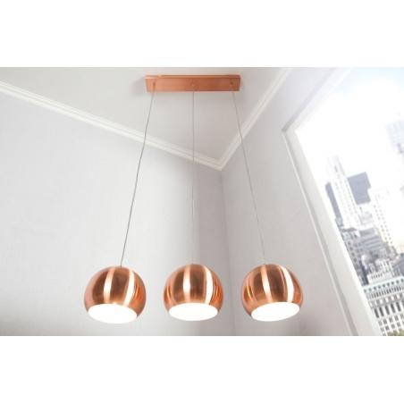 COPPER TRIO lampa