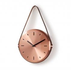 WALLIE COPPER hodiny