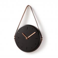 WALLIE BLACK hodiny